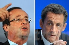 Cuộc đua bầu cử Tổng thống Pháp diễn ra quyết liệt