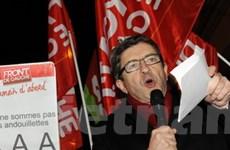 Pháp: Diễu hành ủng hộ ứng viên Mặt trận Cánh tả