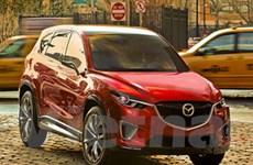 Mẫu xe Mazda CX-5 giành giải thưởng an toàn ở Mỹ