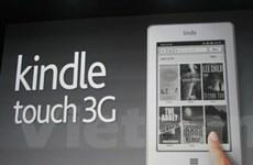 Kindle Touch 3G sẽ sớm trình làng tại 175 quốc gia