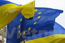 Ukraine và EU ký tắt văn bản hiệp định liên kết