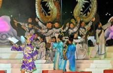 Sắc màu văn hóa các nước châu Á hội tụ tại Huế