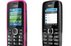 """Nokia ra mắt 2 mẫu điện thoại """"bình dân"""" 110 và 112"""