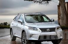 Lexus Malaysia đặt mục tiêu bán 400 chiếc SUV