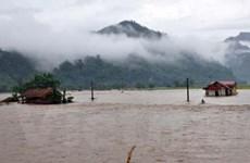 Tuyên Quang khắc phục hậu quả do mưa lớn, lũ quét