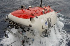 Tàu Giao Long của Trung Quốc vượt độ sâu 7.000m