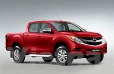 Mazda BT50 nhập nguyên chiếc có giá từ 680 triệu đồng
