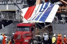 Pháp công bố nguyên nhân của vụ tai nạn năm 2009
