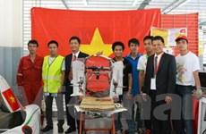 SV Việt giành giải cao tại Shell Eco Marathon Asia