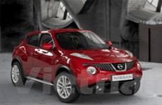 Hãng Nissan báo lỗi 11.000 xe crossover Juke 2012