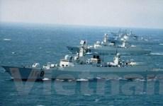 Nhật Bản lưu ý hoạt động của hải quân Trung Quốc