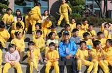 Số học sinh tiểu học của Hàn Quốc giảm một nửa