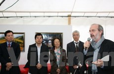 Việt Nam tham dự Hội báo nhân đạo 2012 tại Pháp