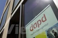 Đức: Hãng thông tấn DAPD nộp đơn xin phá sản