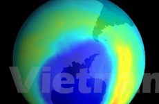 Phát hiện mới về lỗ hổng tầng ozone ở Nam Cực