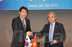 Việt Nam-Hàn Quốc hợp tác về khoa học, công nghệ