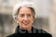 Bà Christine Lagarde được dân Pháp ưa thích nhất