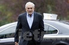 Phiên xử ông Strauss-Kahn sẽ diễn ra trong tháng 12