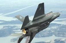 Mỹ tính triển khai máy bay F-35 tới Nhật vào 2017