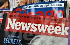 Newsweek dừng phát hành, chuyển sang bản điện tử
