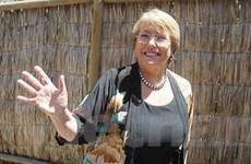 Dân Chile muốn cựu Tổng thống Bachelet cầm quyền