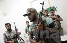 Phiến quân ở Syria tấn công một sân bay quân sự