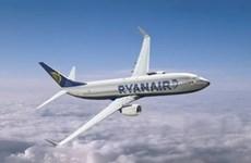 Lợi nhuận của Ryanair giảm xuống còn 78 triệu euro