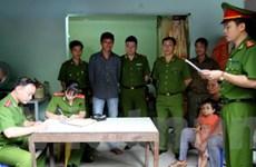 Hà Giang bắt đối tượng vận chuyển gỗ quý trái phép