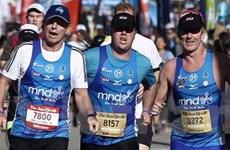 Hơn 85.000 người dự cuộc thi chạy lớn nhất thế giới