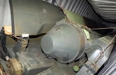 Liên hợp quốc điều tra tàu Triều Tiên chở vũ khí