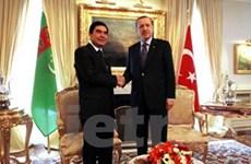 Xây dựng hải cảng quốc tế mới bên bờ biển Caspi