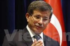 Ngoại trưởng Thổ Nhĩ Kỳ, Anh điện đàm về Syria