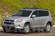 Toyota lại báo lỗi xe