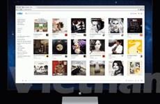 Nghe nhạc trực tuyến miễn phí qua dịch vụ Rdio