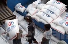 Philippines bác tin nhập khẩu thêm gạo trong 2013