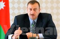 Azerbaijan bầu cử tổng thống nhiệm kỳ 2013-2018