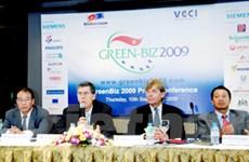 Châu Âu hỗ trợ VN phát triển kinh doanh xanh