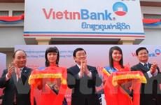 VietinBank chính thức khai trương chi nhánh tại Lào