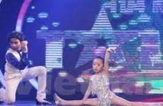 Đăng Quân-Bảo Ngọc đăng quang Vietnam's Got Talent