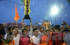 SHB Đà Nẵng vô địch giải bóng đá quốc gia 2009