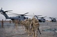 Mỹ tấn công Taliban ở miền Nam Afghanistan