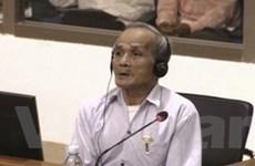 Các tù nhân sống sót làm chứng xét xử Khmer Đỏ