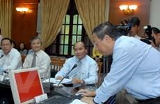 Công bố Bộ thủ tục hành chính cơ quan đại diện
