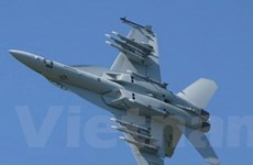 Australia mua máy bay chiến đấu Super Hornet