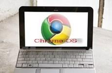 Google phát triển hệ điều hành mới Chrome OS