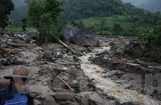 Bắc Kạn: Nước lũ rút, Pác Nặm đã thông đường