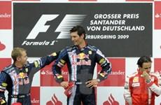 """Đua xe F1, chặng 9 Grand Prix: """"Khỏe như bò húc"""""""