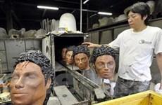 "Nhật Bản ""sốt"" mặt nạ Michael Jackson"