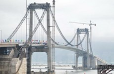 Khánh thành cầu treo dài nhất Việt Nam