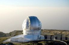 Kính viễn vọng lớn nhất thế giới sắp hoạt động